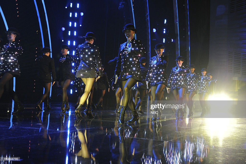 The Rockettes --