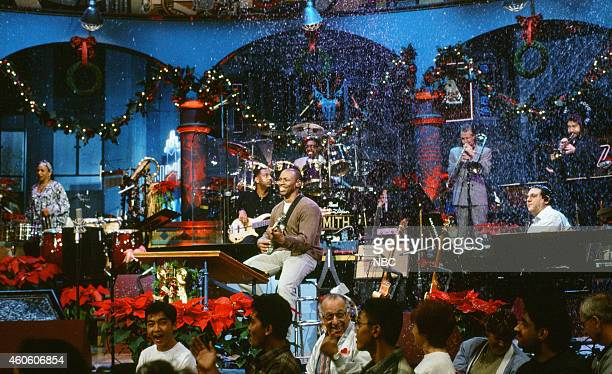 Kevin Eubanks and The Tonight Show Band on December 18 1995