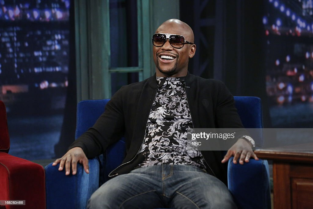 Floyd?Mayweather on May 7, 2013 --