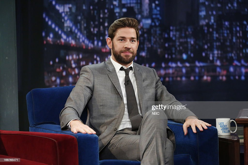 <a gi-track='captionPersonalityLinkClicked' href=/galleries/search?phrase=John+Krasinski&family=editorial&specificpeople=646194 ng-click='$event.stopPropagation()'>John Krasinski</a> on May 7, 2013 --