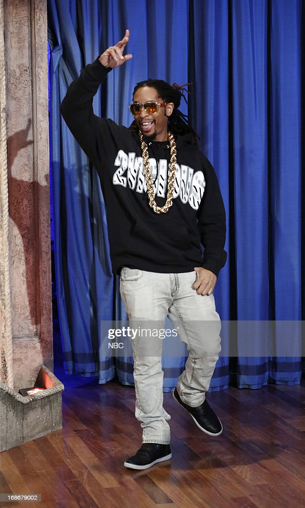 Lil Jon arrives on May 13, 2013 --