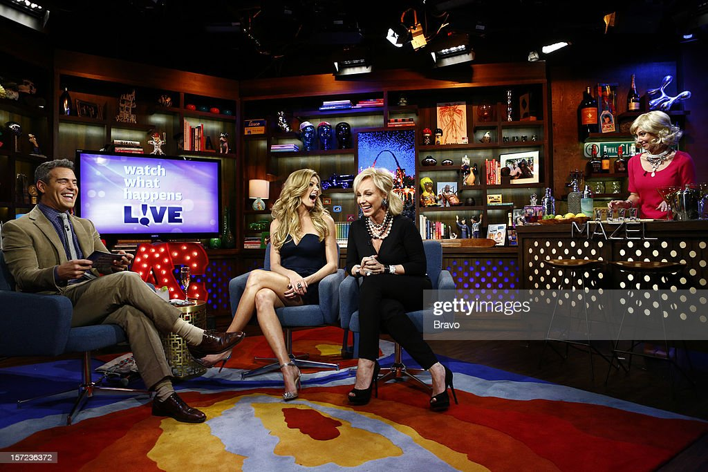 Andy Cohen, Erin Andrews, Lea Black, Amy Phillips --