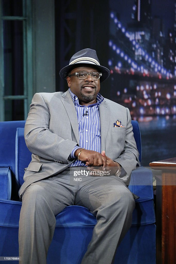 Comedian/actor Cedric the Entertainer on June 14, 2013 --