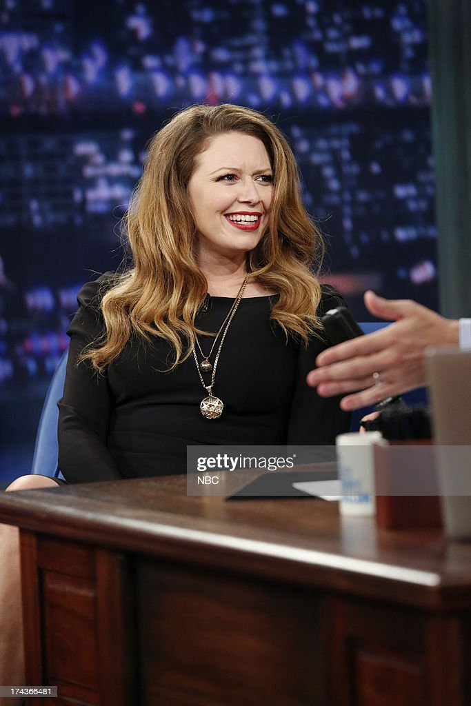 <a gi-track='captionPersonalityLinkClicked' href=/galleries/search?phrase=Natasha+Lyonne&family=editorial&specificpeople=1537481 ng-click='$event.stopPropagation()'>Natasha Lyonne</a> on July 24, 2013 -- (Photo by: Lloyd Bishop/NBC/NBCU Photo Bank via Getty Images).