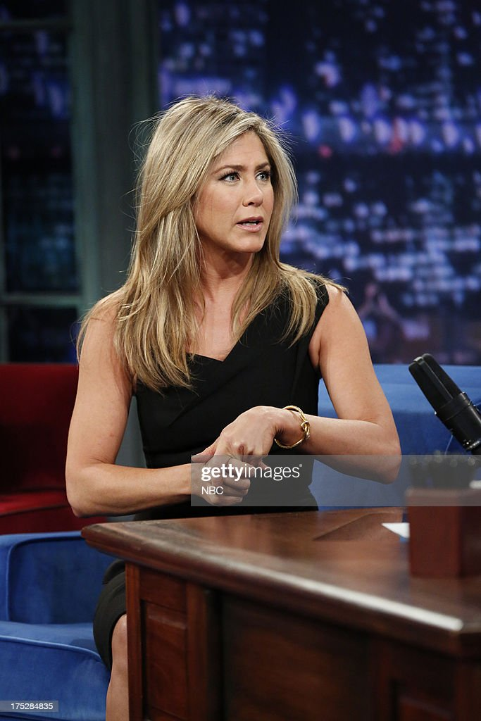 <a gi-track='captionPersonalityLinkClicked' href=/galleries/search?phrase=Jennifer+Aniston&family=editorial&specificpeople=202048 ng-click='$event.stopPropagation()'>Jennifer Aniston</a> on August 1, 2013 --