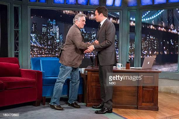 Robert De Niro Jimmy Fallon