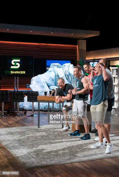 TANK 'Episode 901' Chris Gronkowski from Colleyville Texas his brother Rob Gronkowski from the New England Patriots and the rest of the Gronk...