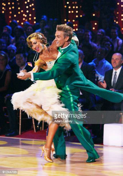 STARS 'Episode 902' It was a night of Quickstep Jive and Tango as 'Dancing with the Stars' welcomed Baz Luhrmann to the ballroom as a guest judge...