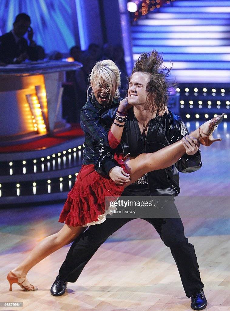 STARS - 'Episode 902' - It was a night of Quickstep, Jive and Tango, as 'Dancing with the Stars' welcomed Baz Luhrmann to the ballroom as a guest judge during Week 2 of the competition, MONDAY, SEPTEMBER 28 (8:00-10:02 p.m., ET).