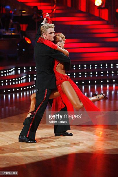 STARS 'Episode 905' It was a night of Paso Doble and Argentine Tango and a group Hustle with all ten couples on 'Dancing with the Stars' MONDAY...