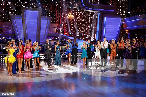 STARS 'Episode 906' It was a night of Waltz Jitterbug and the first competition Mambo group routine on 'Dancing with the Stars' MONDAY OCTOBER 26 on...