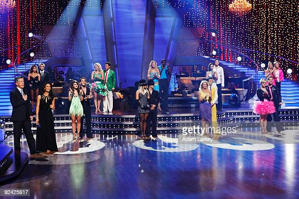 SHOW 'Episode 906A' After a night of Waltz Jitterbug and the first competition Mambo group routine the remaining nine couples faced their first...