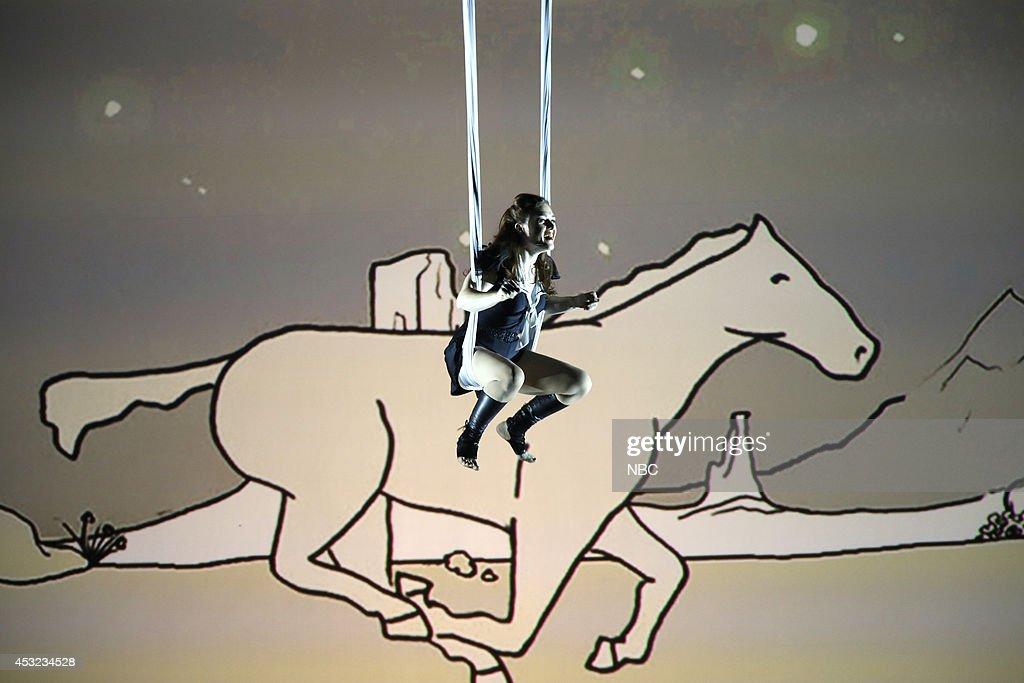 Aerial Animation --