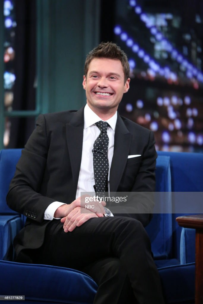 <a gi-track='captionPersonalityLinkClicked' href=/galleries/search?phrase=Ryan+Seacrest&family=editorial&specificpeople=201694 ng-click='$event.stopPropagation()'>Ryan Seacrest</a> on Tuesday, January 7, 2014 --