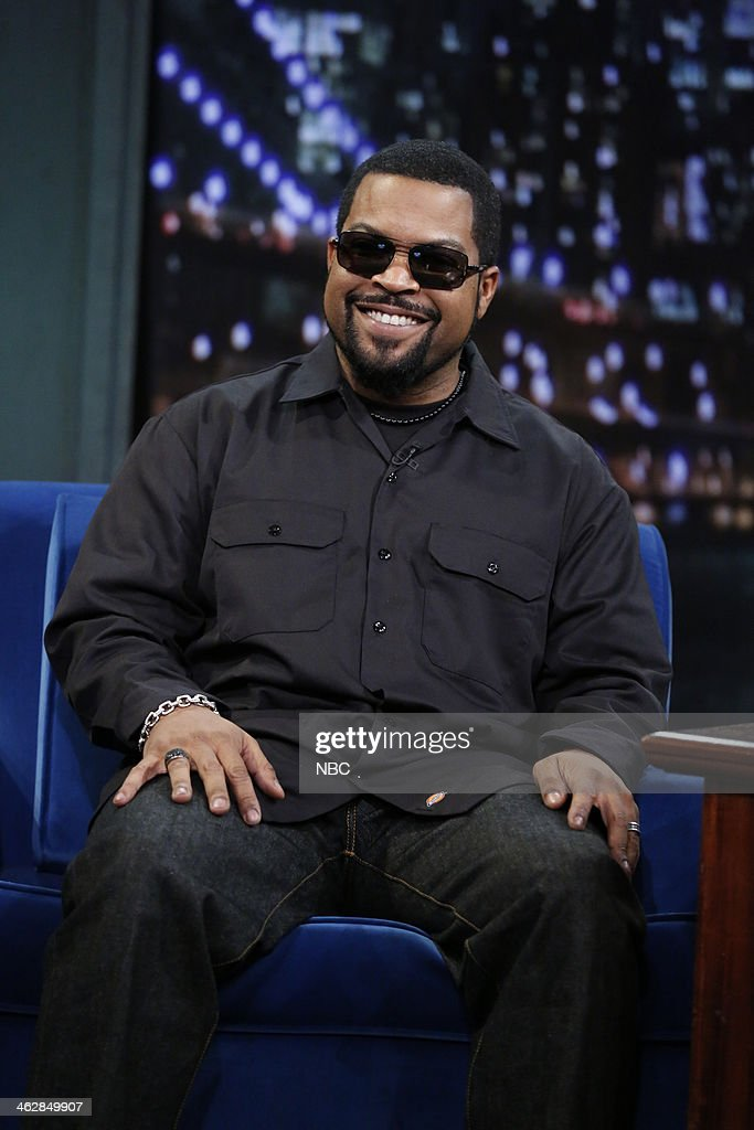 Ice Cube on Wednesday, January 15, 2014--