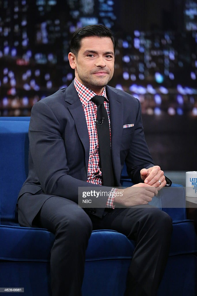 <a gi-track='captionPersonalityLinkClicked' href=/galleries/search?phrase=Mark+Consuelos&family=editorial&specificpeople=234398 ng-click='$event.stopPropagation()'>Mark Consuelos</a> on Wednesday, January 15, 2014--