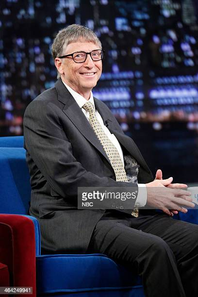 Microsoft founder Bill Gates on Tuesday January 21 2014