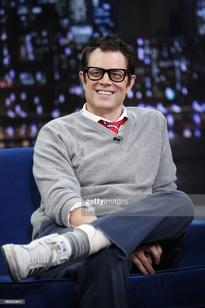 <a gi-track='captionPersonalityLinkClicked' href=/galleries/search?phrase=Johnny+Knoxville&family=editorial&specificpeople=206210 ng-click='$event.stopPropagation()'>Johnny Knoxville</a> on Monday, January 27, 2014 --