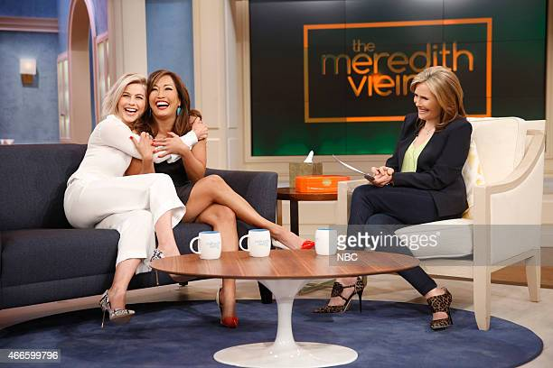 Julianne Hough Carrie Ann Inaba Meredith Vieira