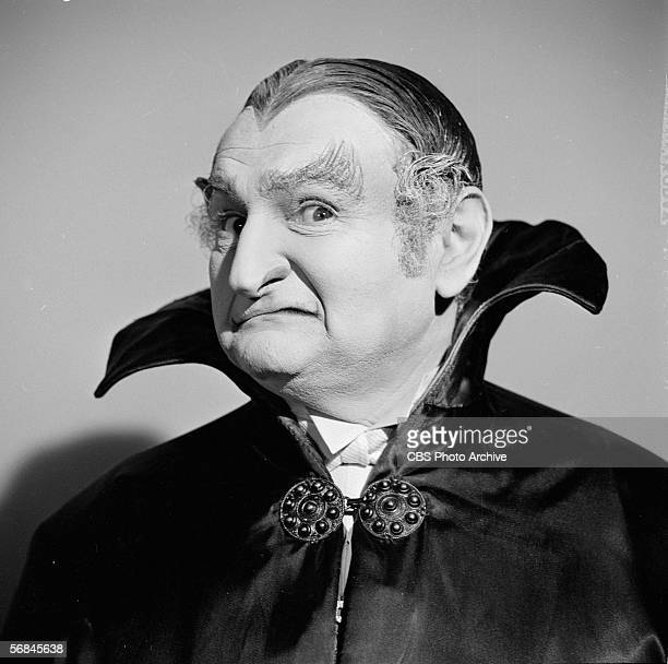 'Herman's Driving Test' Al Lewis as Grandpa Munster Neg dated September 9 1965 Initial Air date November 25 1965