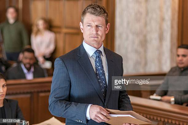 Philip Winchester as Peter Stone