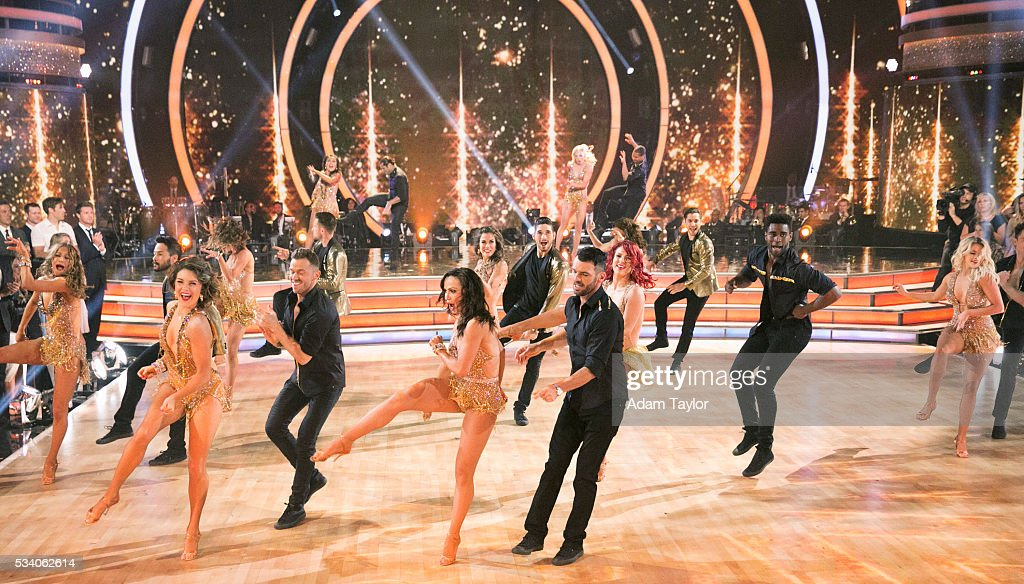 STARS - 'Episodes 2210A' - It's the closest race ever with some of the best dancing celebrities have ever pulled off. Ginger Zee and Valentin Chmerkovskiy, Nyle DiMarco and Peta Murgatroyd, and Paige VanZant and Mark Ballas have one last night of competitive dancing, vying to win the judges' and America's votes to be crowned the 'Dancing with the Stars' champion, culminating an incredible season, announced live TUESDAY, MAY 24 (9:00-11:00 p.m. EDT), on the ABC Television Network.