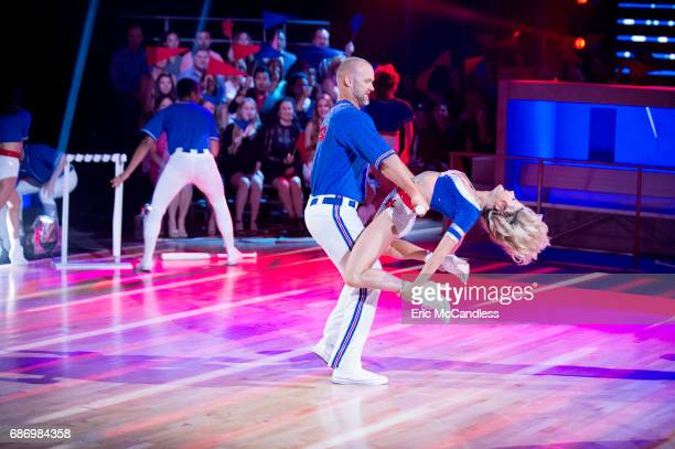 STARS 'Episodes 2410' After weeks of stunning competitive dancing the final three couples advance to the finals of 'Dancing with the Stars' live...