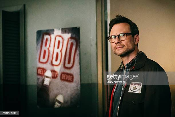 MR ROBOT 'eps27_init_5fve' Episode 209 Pictured Christian Slater as Mr Robot