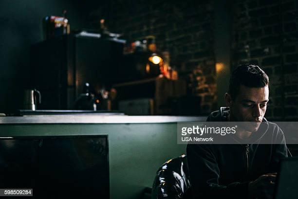 MR ROBOT 'eps27_init_5fve' Episode 209 Pictured Rami Malek as Elliot Alderson