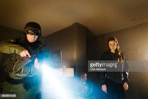 MR ROBOT 'eps28_h1ddenpr0cessaxx' Episode 210 Pictured Grace Gummer as Dominique 'Dom' DiPierro