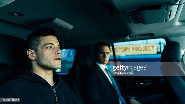 MR ROBOT 'eps29_pyth0npt2p7z' Episode 212 Pictured Rami Malek as Elliot Alderson