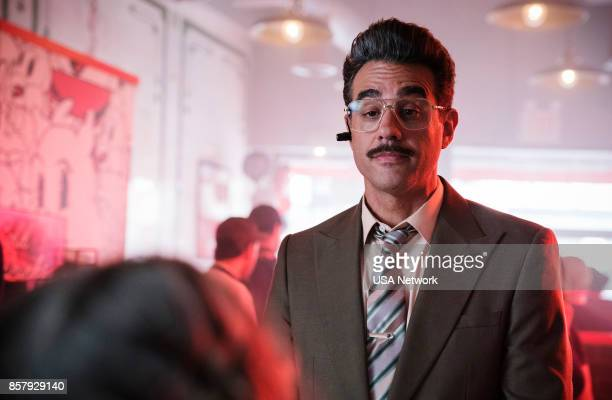 MR ROBOT 'eps30_powersavermodeh' Episode 301 Pictured Bobby Cannavale as Irving