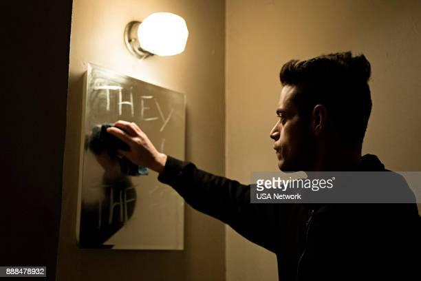 MR ROBOT 'eps38_stage3torrent' Episode 309 Pictured Rami Malek as Elliot Alderson