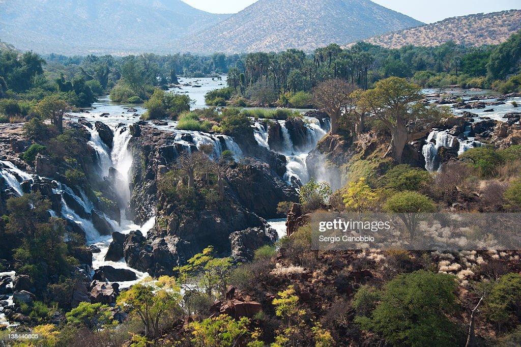 Epupa falls : Stock Photo