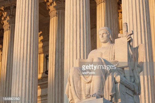 'Equal Justice Under Law,' US Supreme Court