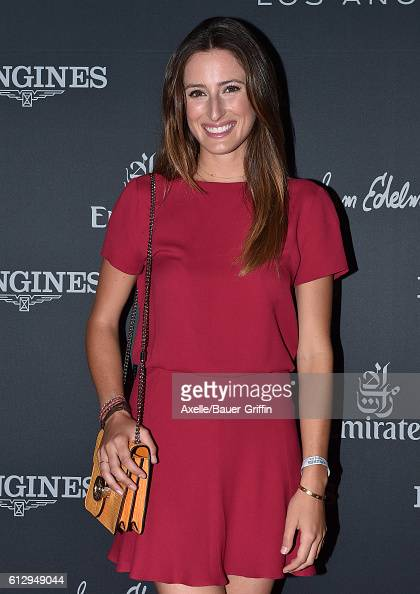 Jessica Springsteen Stock Photos And Pictures Getty Images
