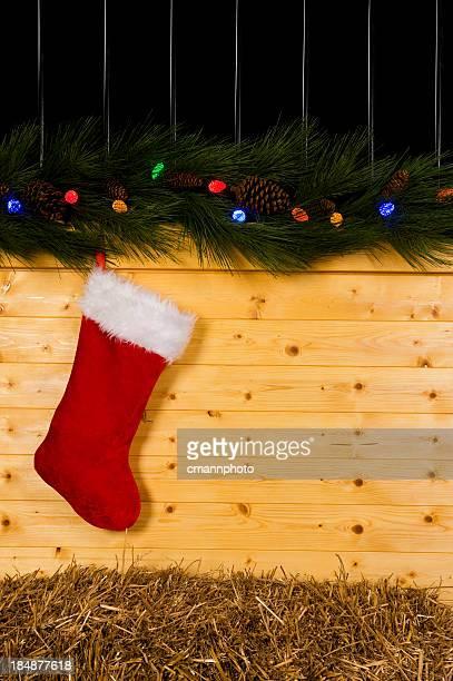 Equine Christmas - Stocking