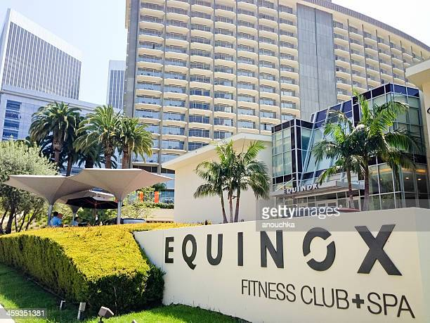 Equinox Fitness Club and SPA, Century City,California
