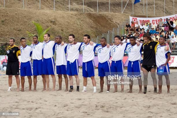 Equipe de France Tournoi de Beach Soccer Tampon Festisable Le Tampon La Reunion