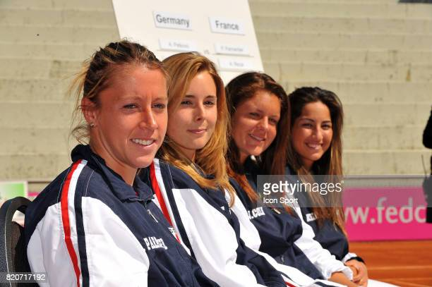 Equipe de France Fed Cup 2010