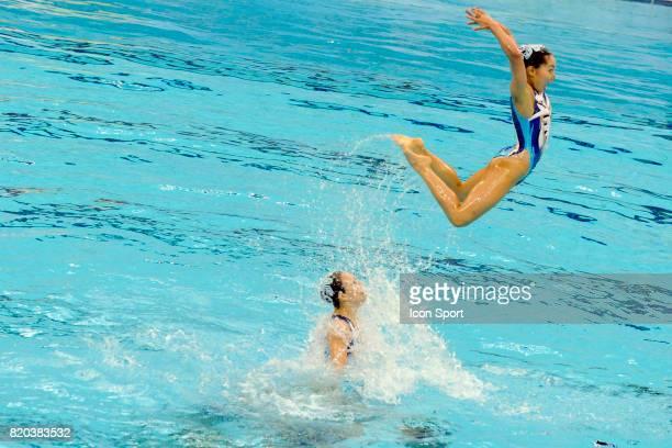 Equipe du Japon Natation synchronisee Finale par equipe Jeux Olympiques de Pekin 2008