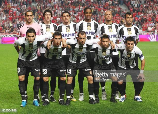 Equipe Nacional Madeira Benfica / Nacional Madeira Championnat du Portugal
