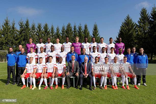 Equipe Nancy Portrait Officiel Nancy Photo Riviere / Nancy / Icon Sport/MB Media