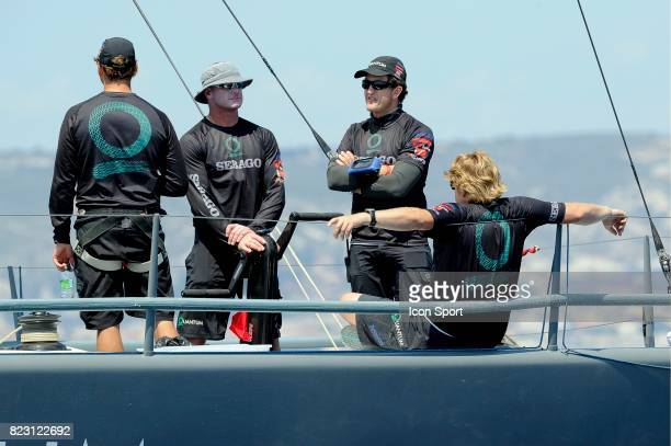 Equipe QUANTUM / Adrian Stead / Kevin Hall Audi Med Cup 2011 Marseille