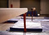 Shot of a gymnastic balance beam in a gymnasiumhttp://195.154.178.81/DATA/i_collage/pu/shoots/805344.jpg