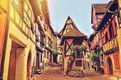 Equisheim Village
