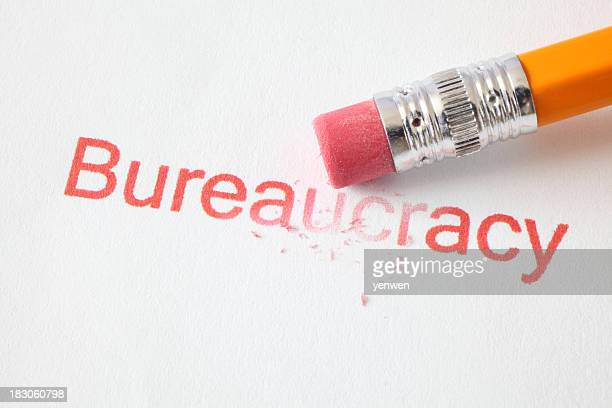 Lösche Bürokratie