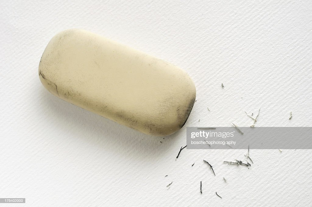 Eraser And Residue