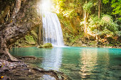 Erawan Waterfall - Thailand