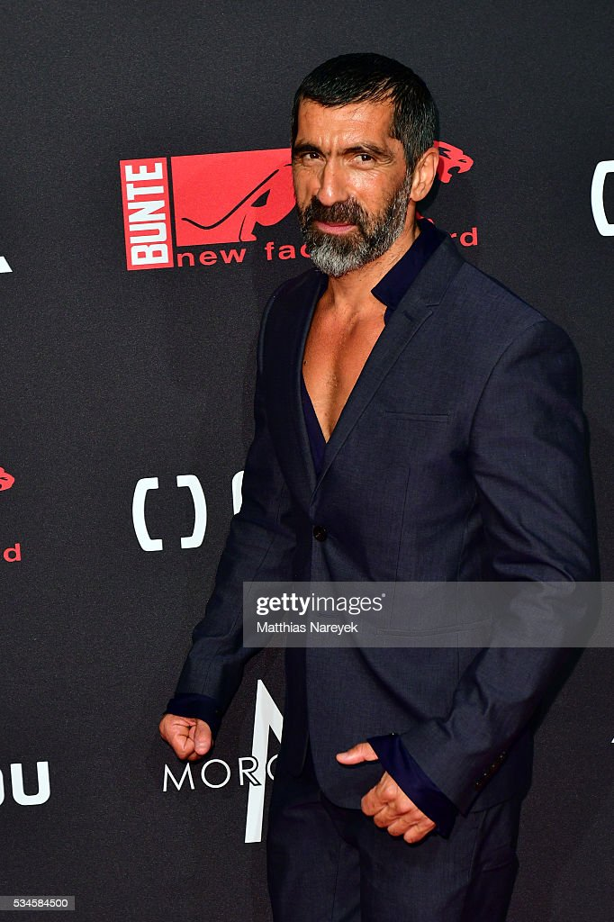 Erdal Yildiz during the New Faces Award Film 2015 at ewerk on May 26, 2016 in Berlin, Germany.